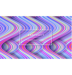 abstract dynamic and textured colorful background vector image