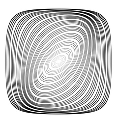 Design monochrome ellipse background vector