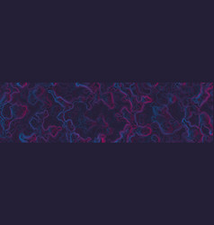 Ultra wide wallpaper abstract background vector