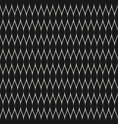 mesh seamless pattern texture of fabric fishnet vector image