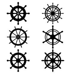 Rudders vector