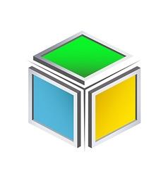 Design logo Stock vector image