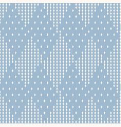 geometric checkered seamless pattern vector image