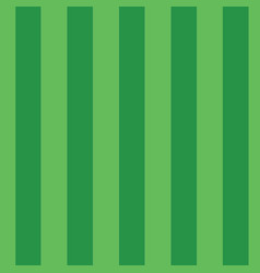 green vertical stripes seamless pattern vector image