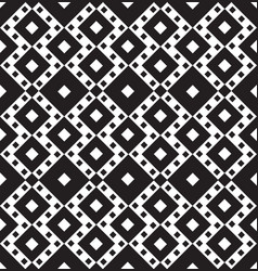 abstract tile ornament geometric square shape vector image