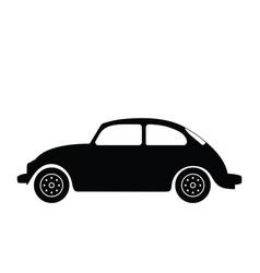 car 9 vector image