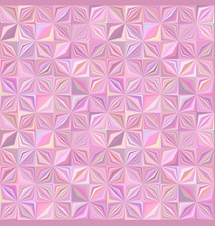 Pink abstract stripe mosaic pattern background vector