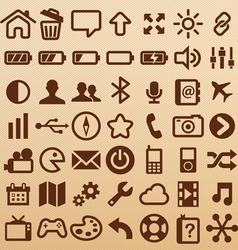 Mobilesymbols vector