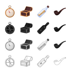 swimming history supplies and other web icon in vector image