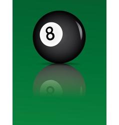 Billiard ball vector