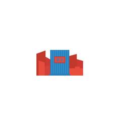 Flat icon shibuya element of vector