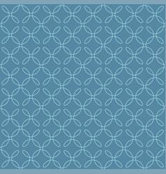 neutral seamless linear flourish pattern vector image
