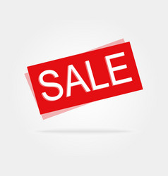 big sale icon can be used for lot of shops and vector image vector image