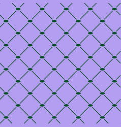 Oval line geometric seamless pattern 1101 vector