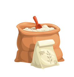 Cartoon fertilizer vector