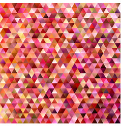 gradient abstract tiled triangle pattern vector image