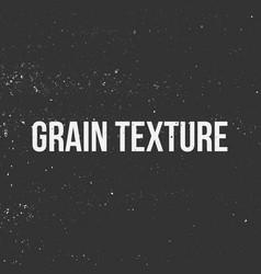 Grain texture monochrome vintage banner vector