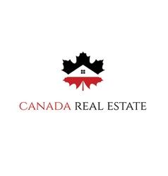 icon Real Estate Canada vector image vector image