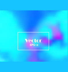 Blue and pink gradient abstract background vector