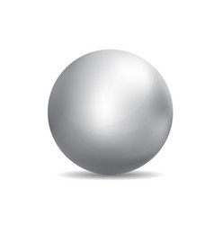 Lead spheres or ball vector
