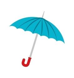 umbrella accessory weather vector image