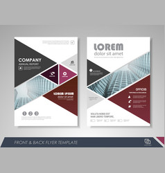business poster vector image