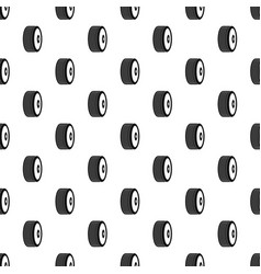 disk pattern seamless vector image
