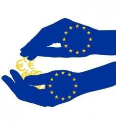 Europe subsidies vector