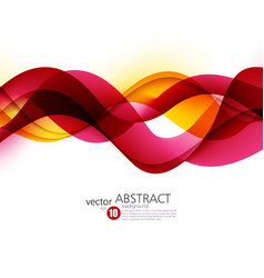 Colorful lines Abstract background vector