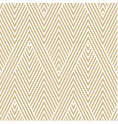 golden geometric seamless pattern modern texture vector image