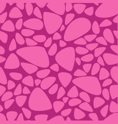 Spotted two color seamless pattern vector