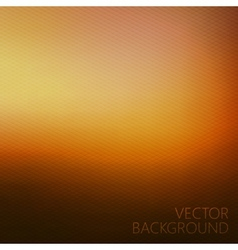 Abstract amber textured background blurred vector