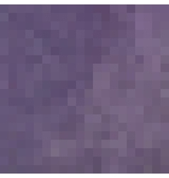 Backdrop made with purple pixels vector