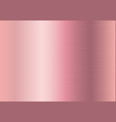 background with pink gold texture vector image