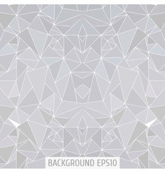 abstract seamless mosaic background vector image vector image