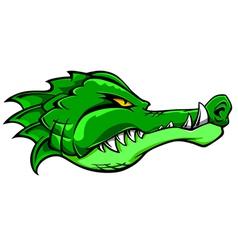 alligator crocodile vector image