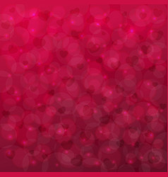 abstract beautiful blurred bokeh background with vector image