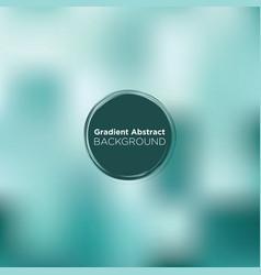 Attractive teal gradient background vector