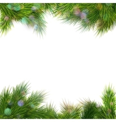Christmas retro background EPS 10 vector image