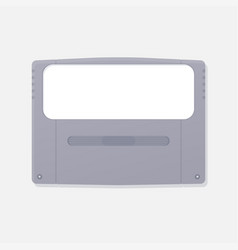 japanese game cartridge vector image