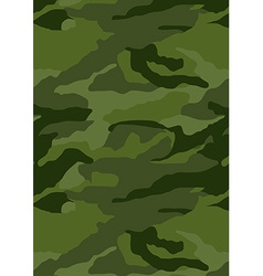 Khaki forest camouflage repeat pattern background vector image