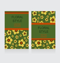 0415 13 lent lily yellow6 v vector