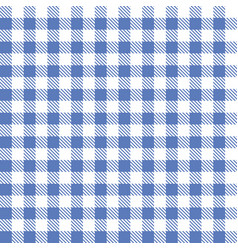 blue patterns tablecloths vector image