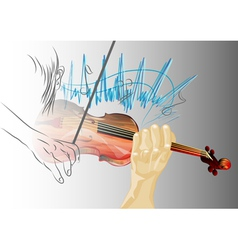 Hearing concept vector