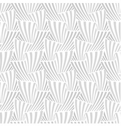 the geometric abstract pattern vector image vector image