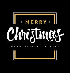 merry christmas 005 vector image