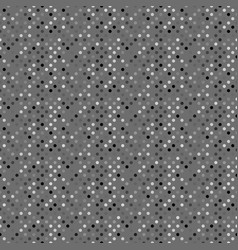 Abstract geometrical grey circle pattern vector