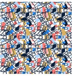 Modern and fashion random abstract creative vector