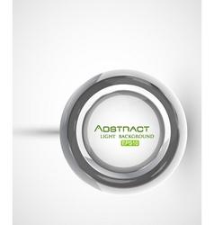 Modern button vector