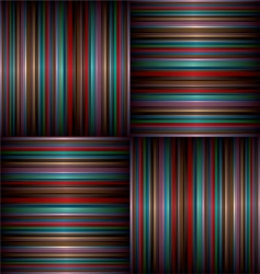 woven stripes textures vector image
